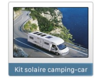 Kit solaire camping-car