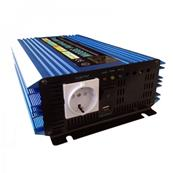 Transformateur / Convertisseur de tension 3000W 24V-230V