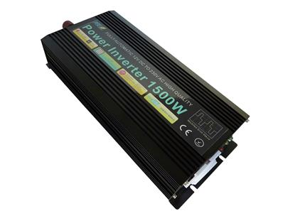 Transformateur / Convertisseur de tension 1500W 12V-230V