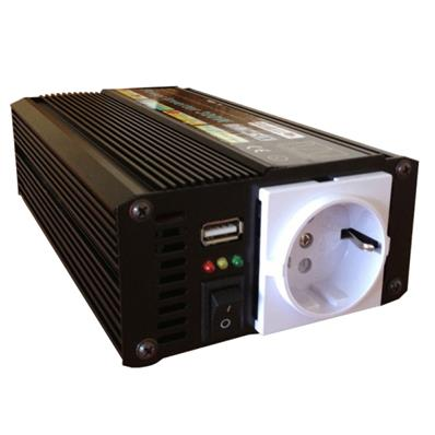 Transformateur / Convertisseur de tension Pur Sinus 300W 12V-230V