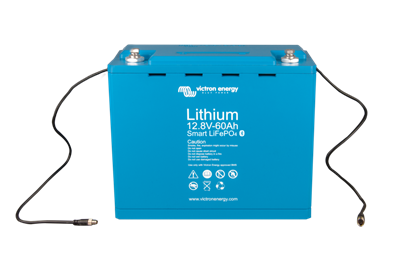Batterie Lithium 60Ah 12V Smart Victron