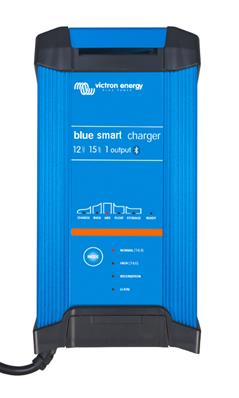 Chargeur batterie 15A 12V Blue Smart IP22 Victron