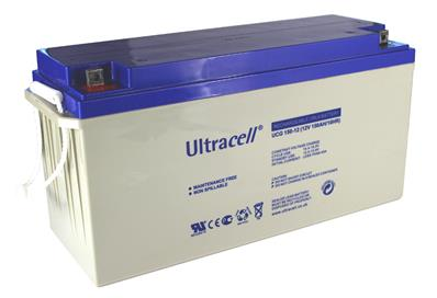 Batterie GEL 150Ah 12V Ultracell