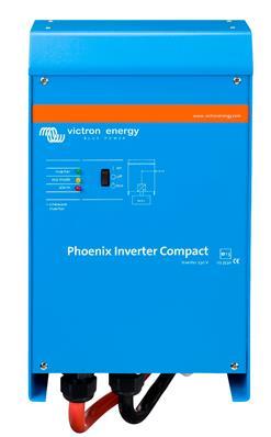 Victron Energy inversor Phoenix C 24//2000