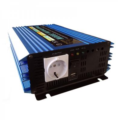 Transformateur / Convertisseur de tension 3000W 12V-230V