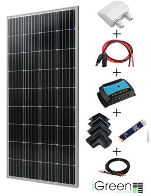 chargeur solaire 12volts