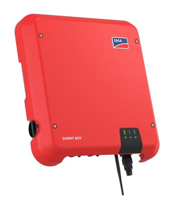 Onduleur solaire SMA Sunny boy 5kW red connect