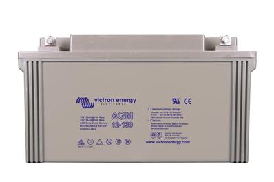 Batterie AGM Super Cycle 125Ah 12V Victron