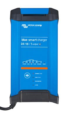 Chargeur batterie 16A 24V Blue Smart IP22 Victron