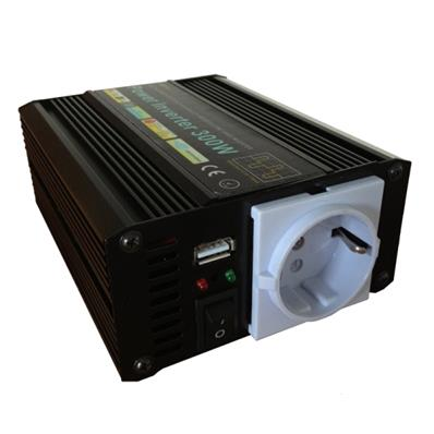 Transformateur / Convertisseur de tension 300W 12V-230V