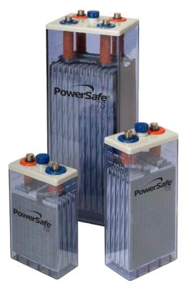 Parc de 12 Batteries OPzS Enersys Powersafe TS TYS5 802 AH 2V (24V)