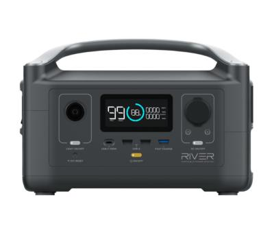 Station de charge portable 600W 12V 230V Ecoflow River