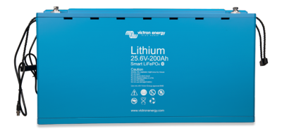Batterie Lithium 200Ah 24V Smart Victron